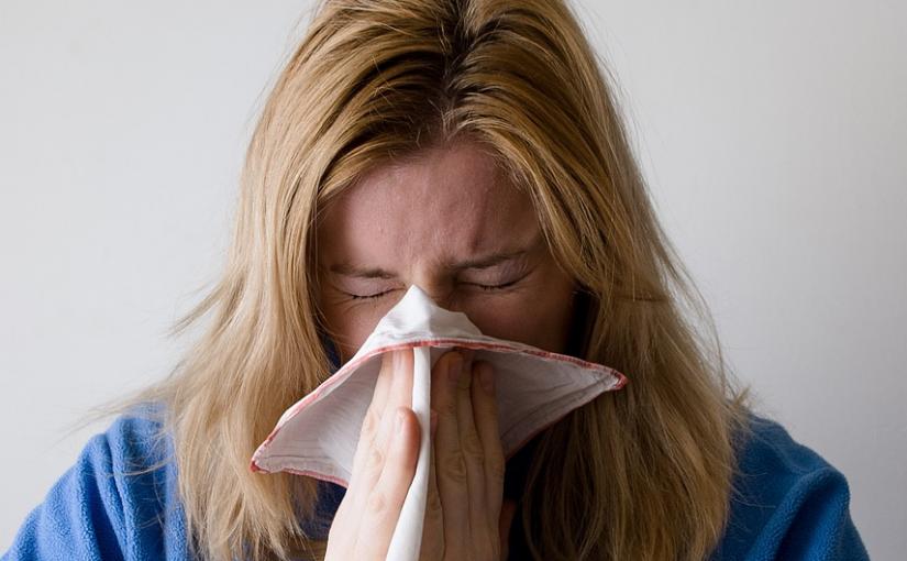 איך להבריא מהר משפעת