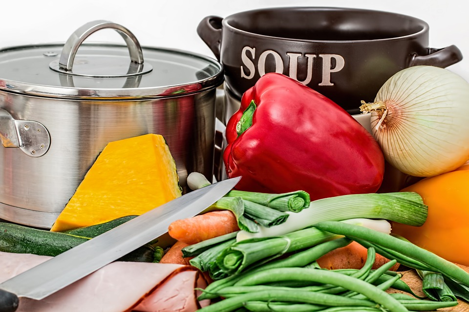 איך מכינים מרק ירקות