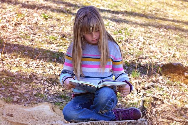 Child, Read