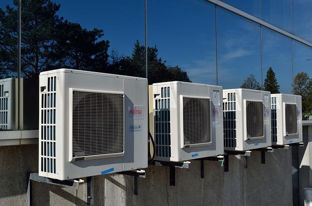 איך לנקות מערכות מיזוג אוויר